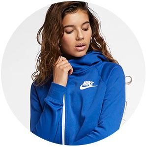 clothing by nike