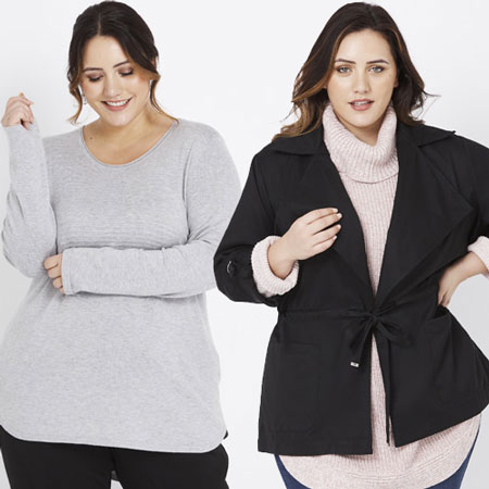 plus size womans fashion
