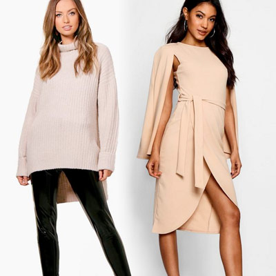 womens fashion by boohoo