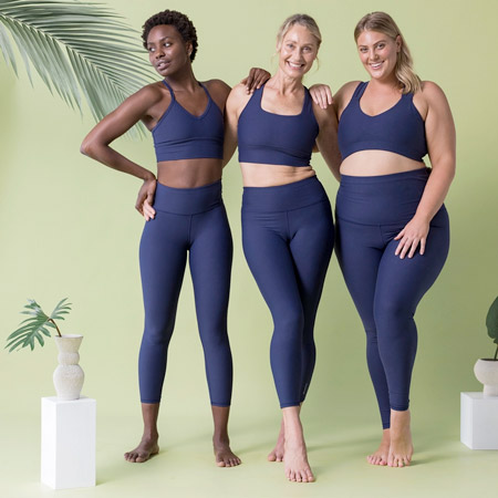 ladies in activewear